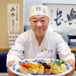 野菜すしは埼玉の山水生まれ?カロリーは寿司と同じくらい?