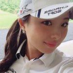 野田すみれが石原さとみに似てるしかわいい!ゴルフスイングも顔もキレイすぎ!